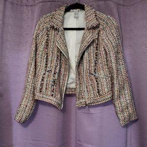 American Rag MultiColored Tweed Blazer